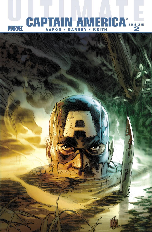Ultimate Comics Captain America (2010) #2