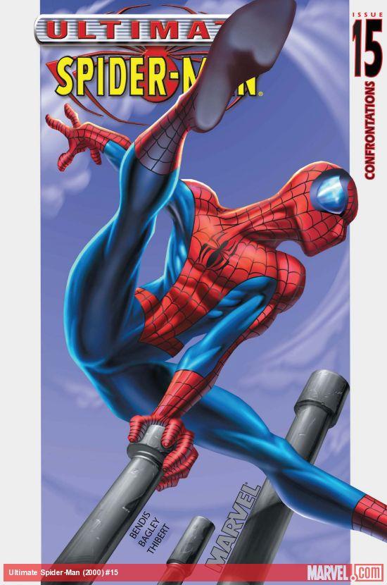 Ultimate Spider-Man (2000) #15