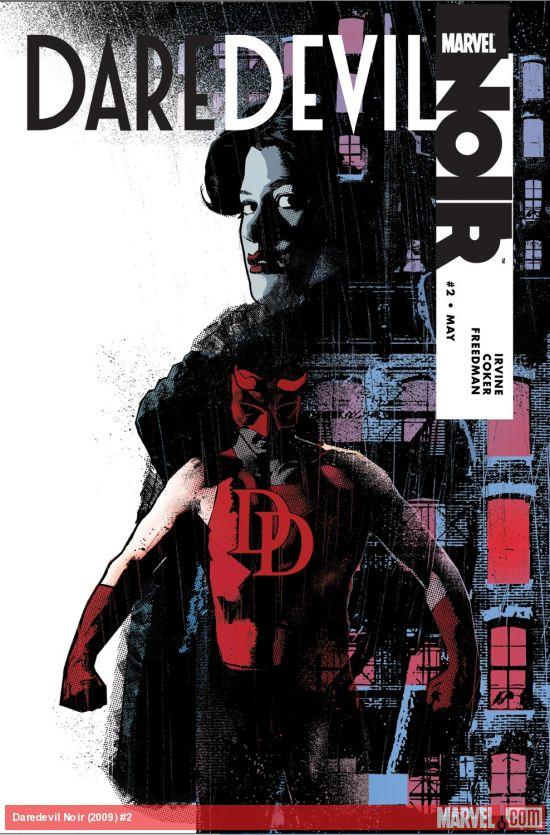 Daredevil Noir (2009) #2