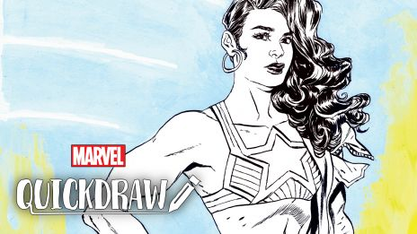Marvel Quickdraw - S207