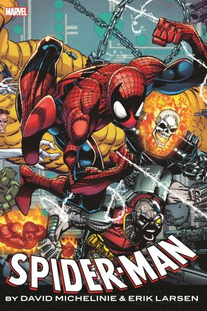 Spider-Man by David Michelinie & Erik Larsen (Hardcover)