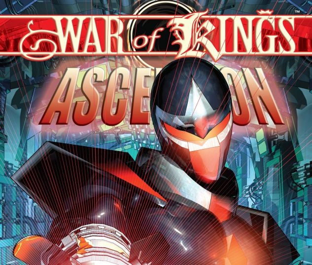 WAR OF KINGS: ASCENSION (2009) #3