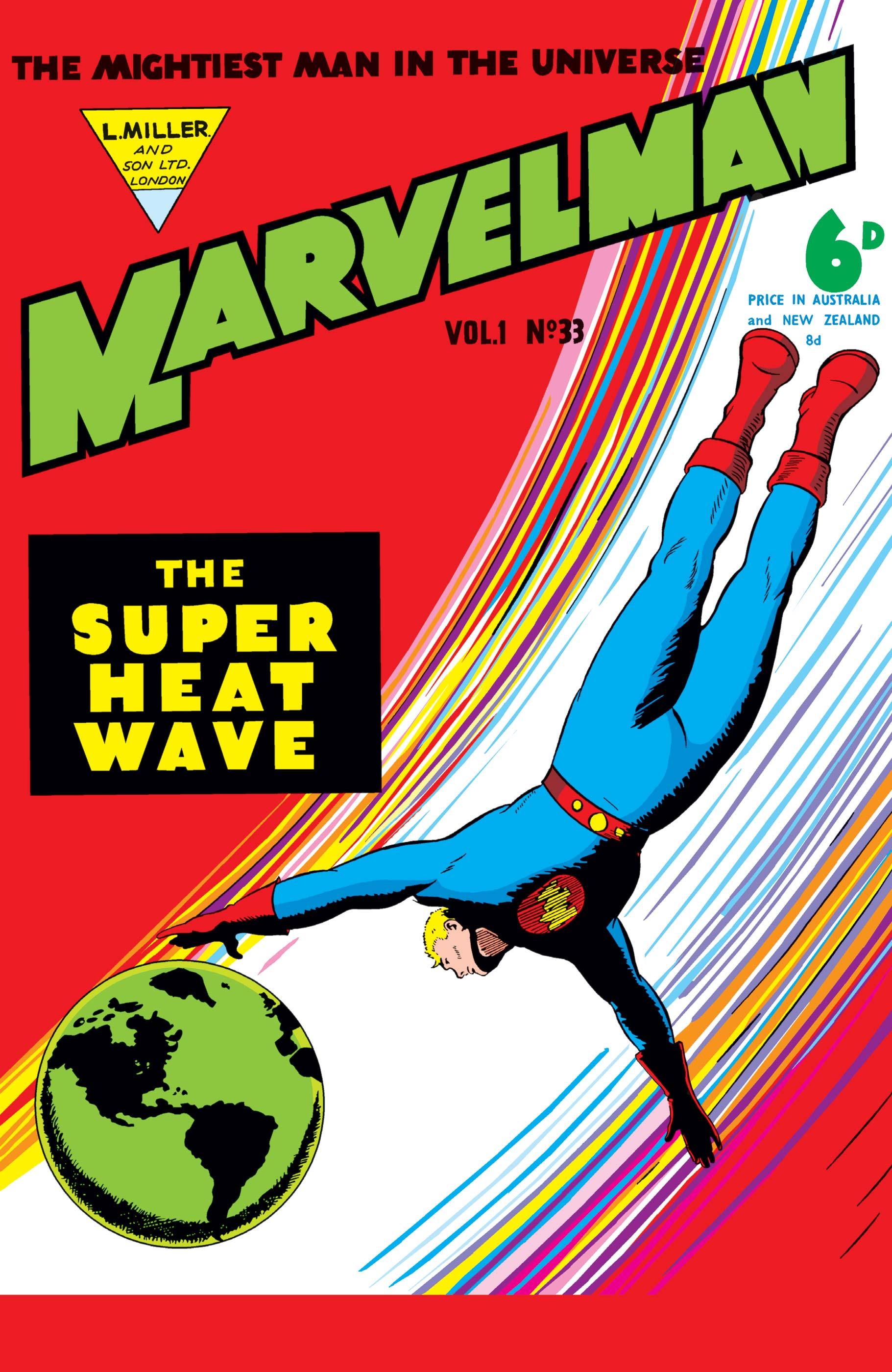 Marvelman (1954) #33