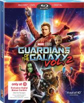 Target Exclusive Blu-ray™ Combo Pack