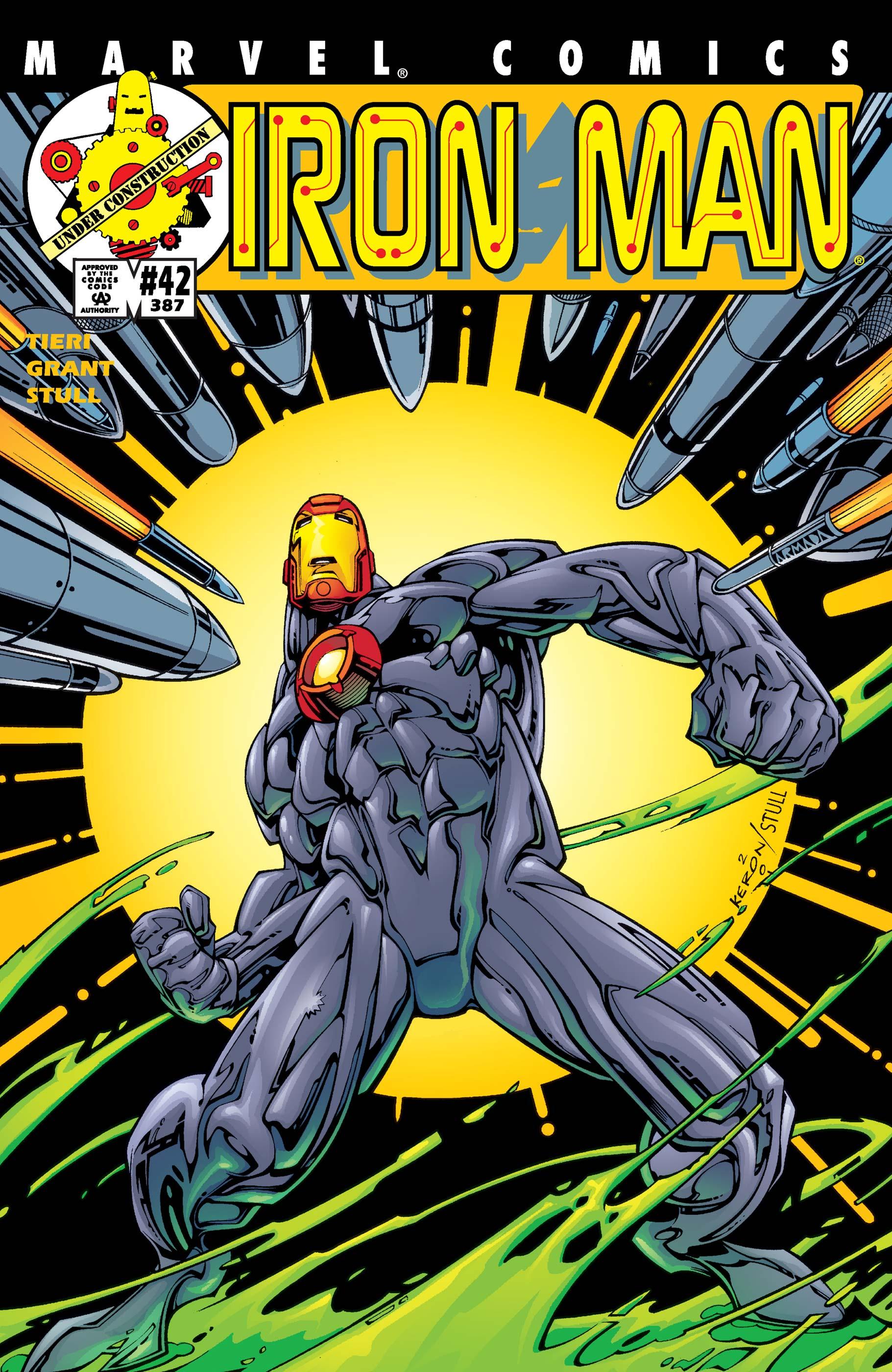 Iron Man (1998) #42