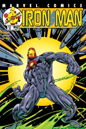 Iron Man #42