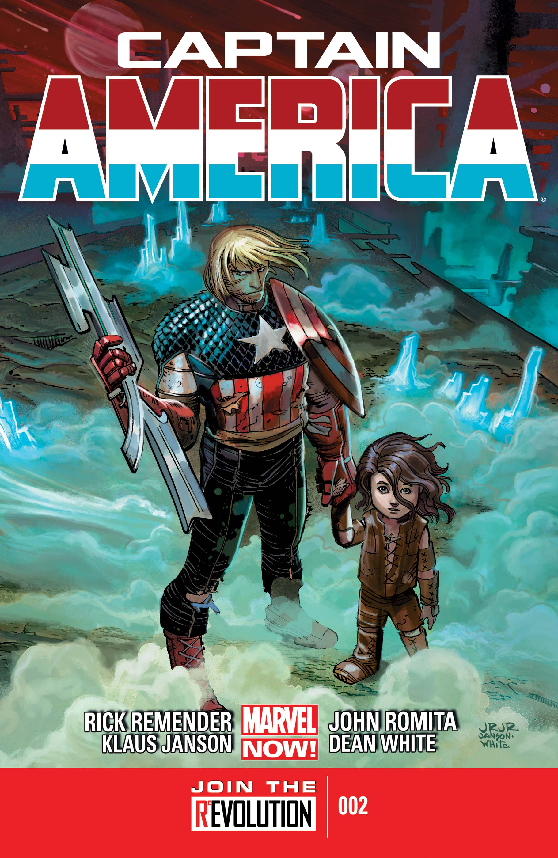 Captain America (2012) #2