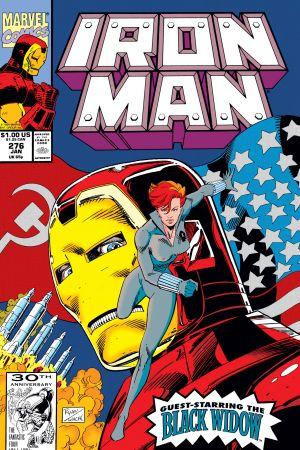 Iron Man #276
