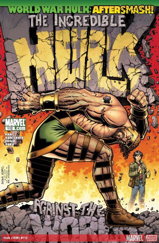 Hulk (1999) #112