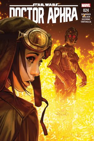 Star Wars: Doctor Aphra (2016) #24