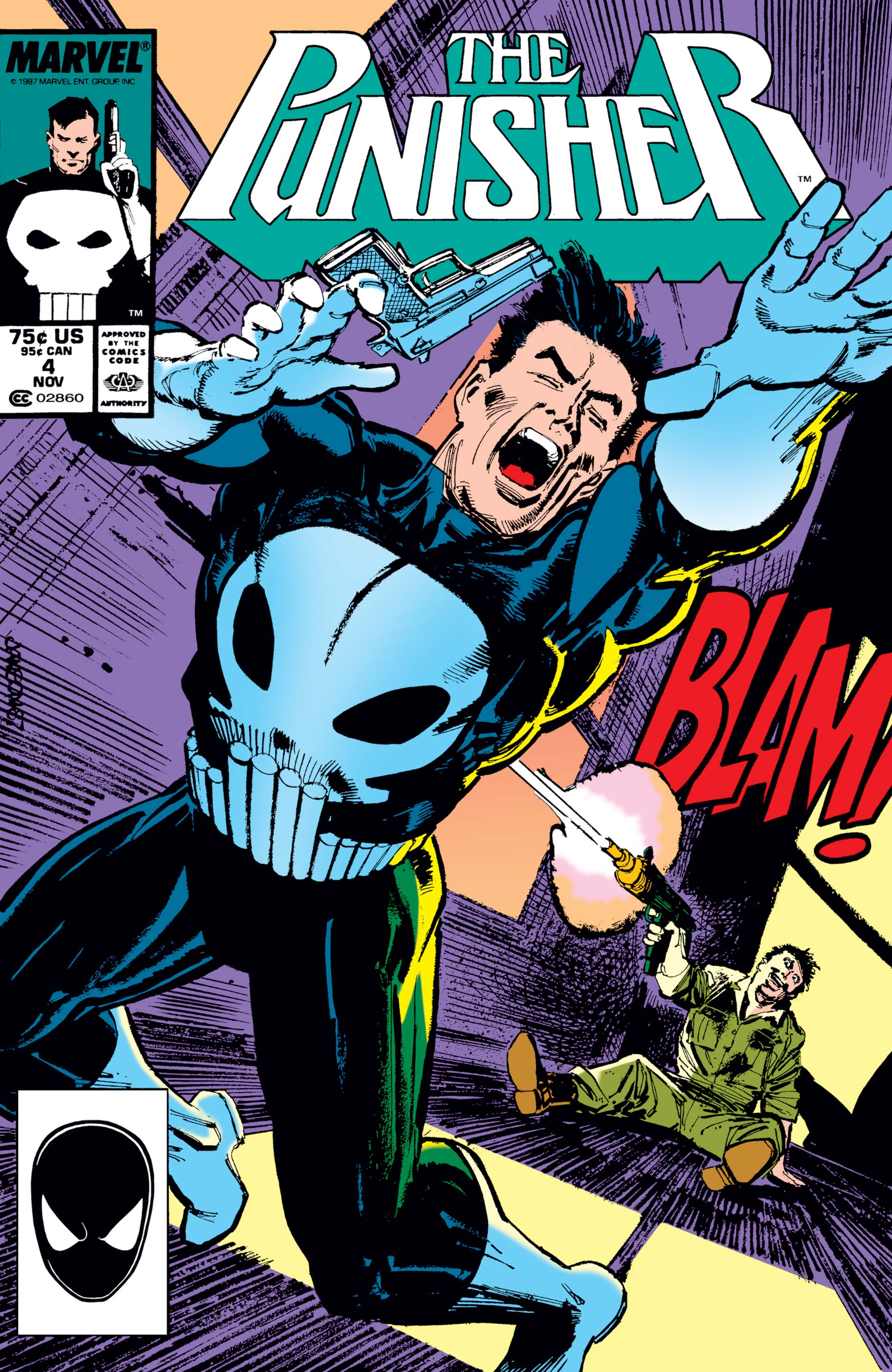 The Punisher (1987) #4
