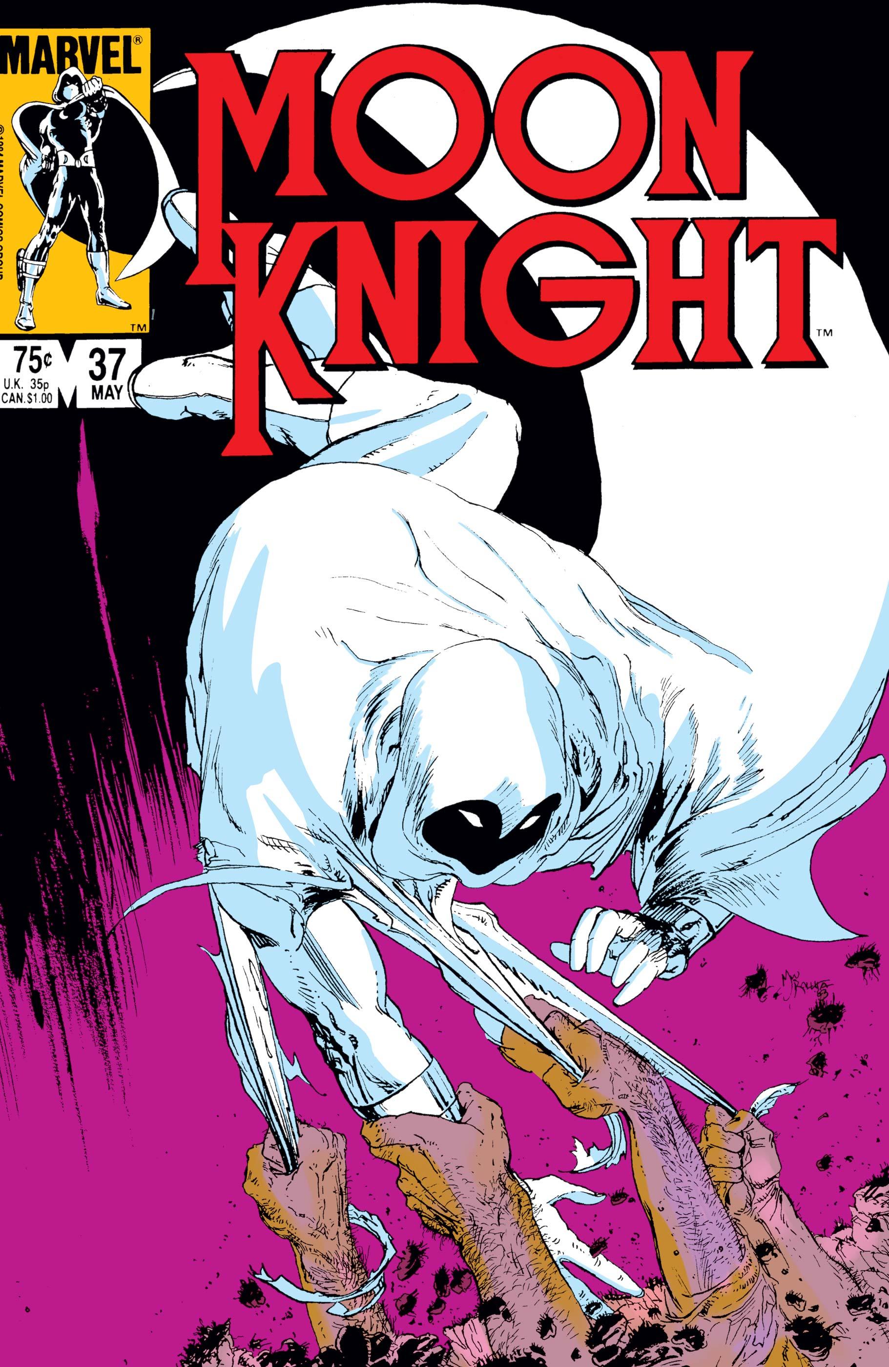 Moon Knight (1980) #37