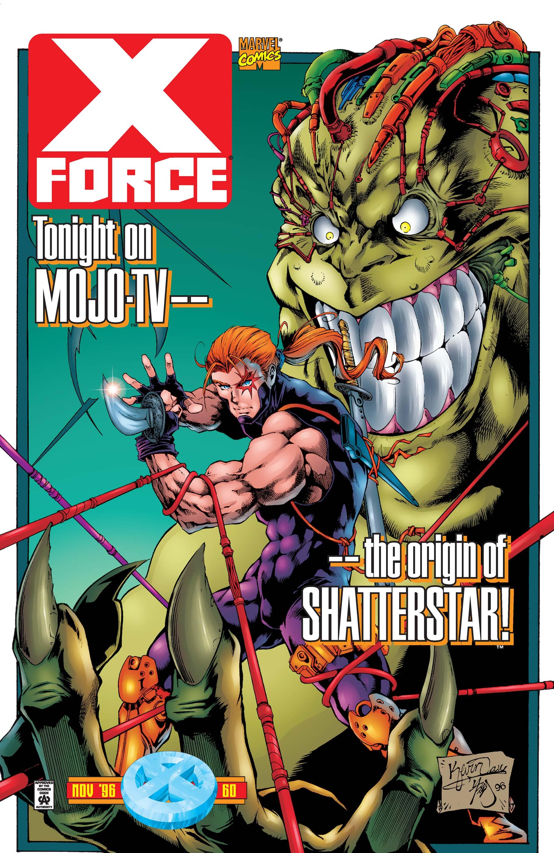X-Force (1991) #60