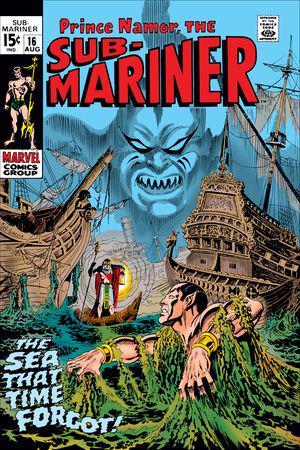 Sub-Mariner (1968) #16