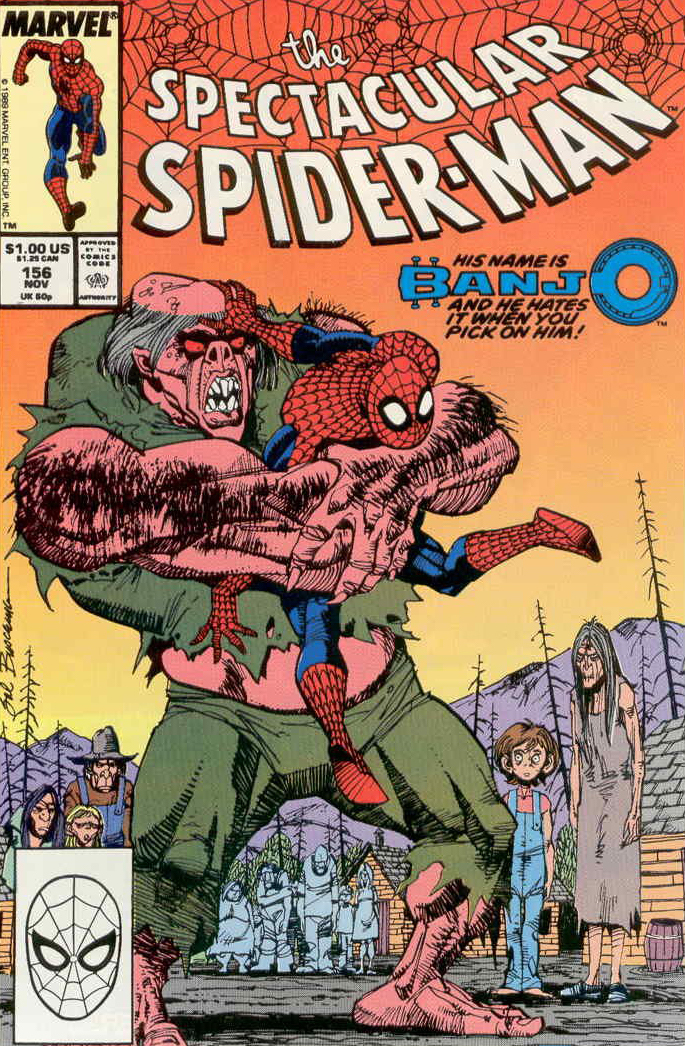 Peter Parker, the Spectacular Spider-Man (1976) #156