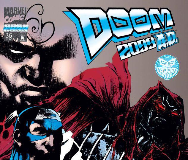 Doom 2099 #35