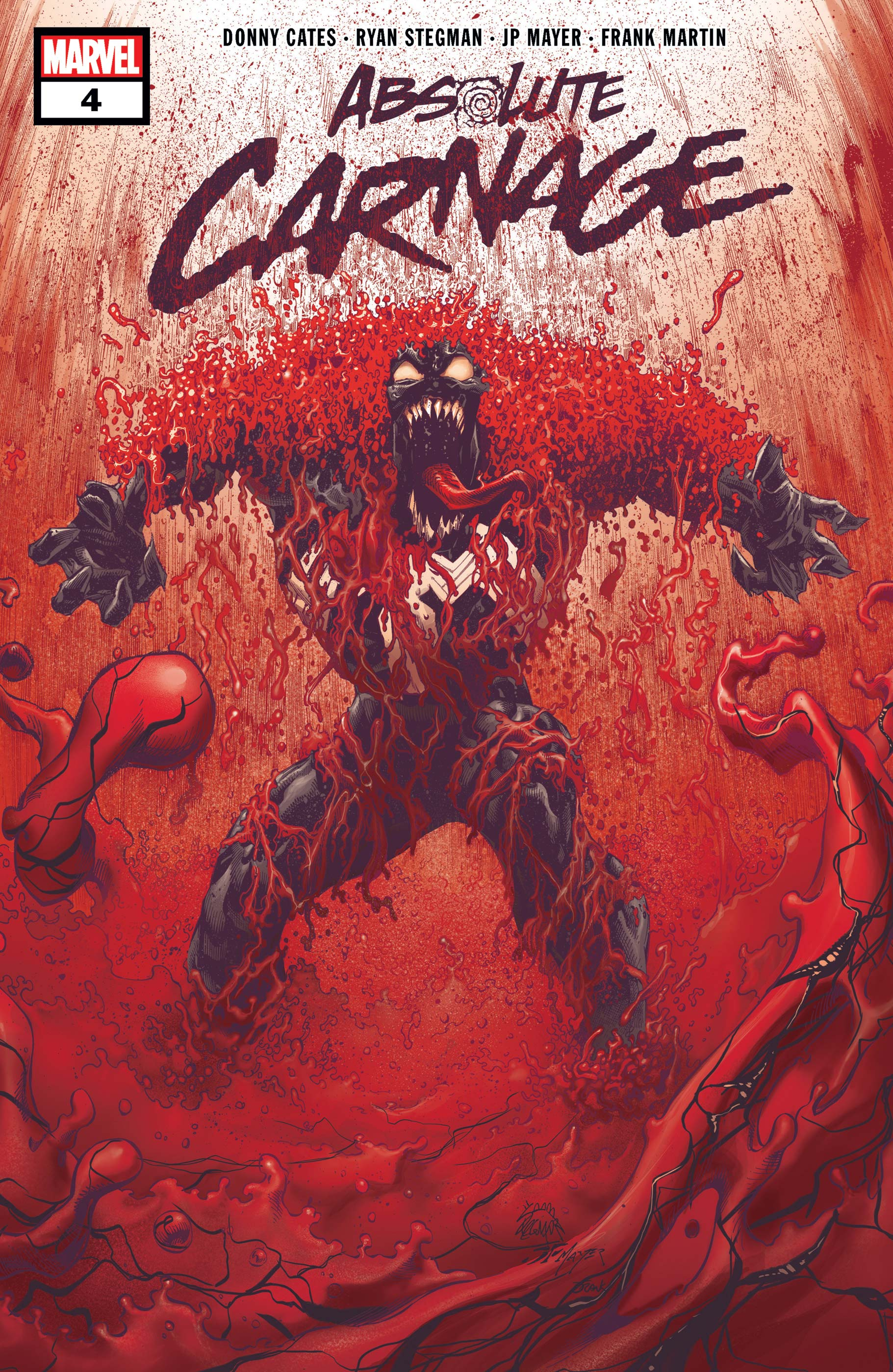 Absolute Carnage (2019) #4