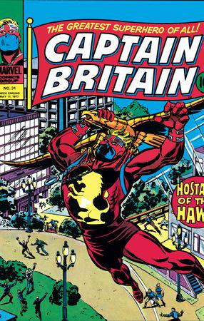 Captain Britain (1976) #31