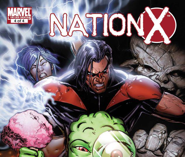Nation X #4