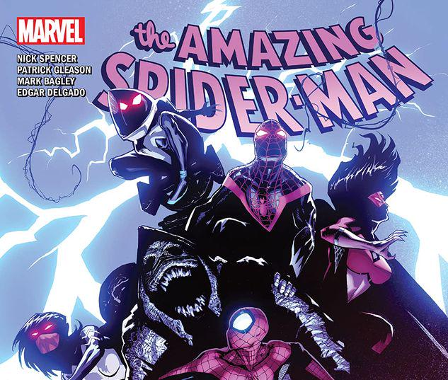 AMAZING SPIDER-MAN BY NICK SPENCER VOL. 11: LAST REMAINS TPB #11