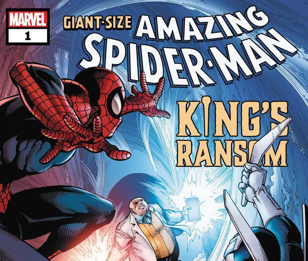 GIANT-SIZE AMAZING SPIDER-MAN: KING'S RANSOM 1 #1
