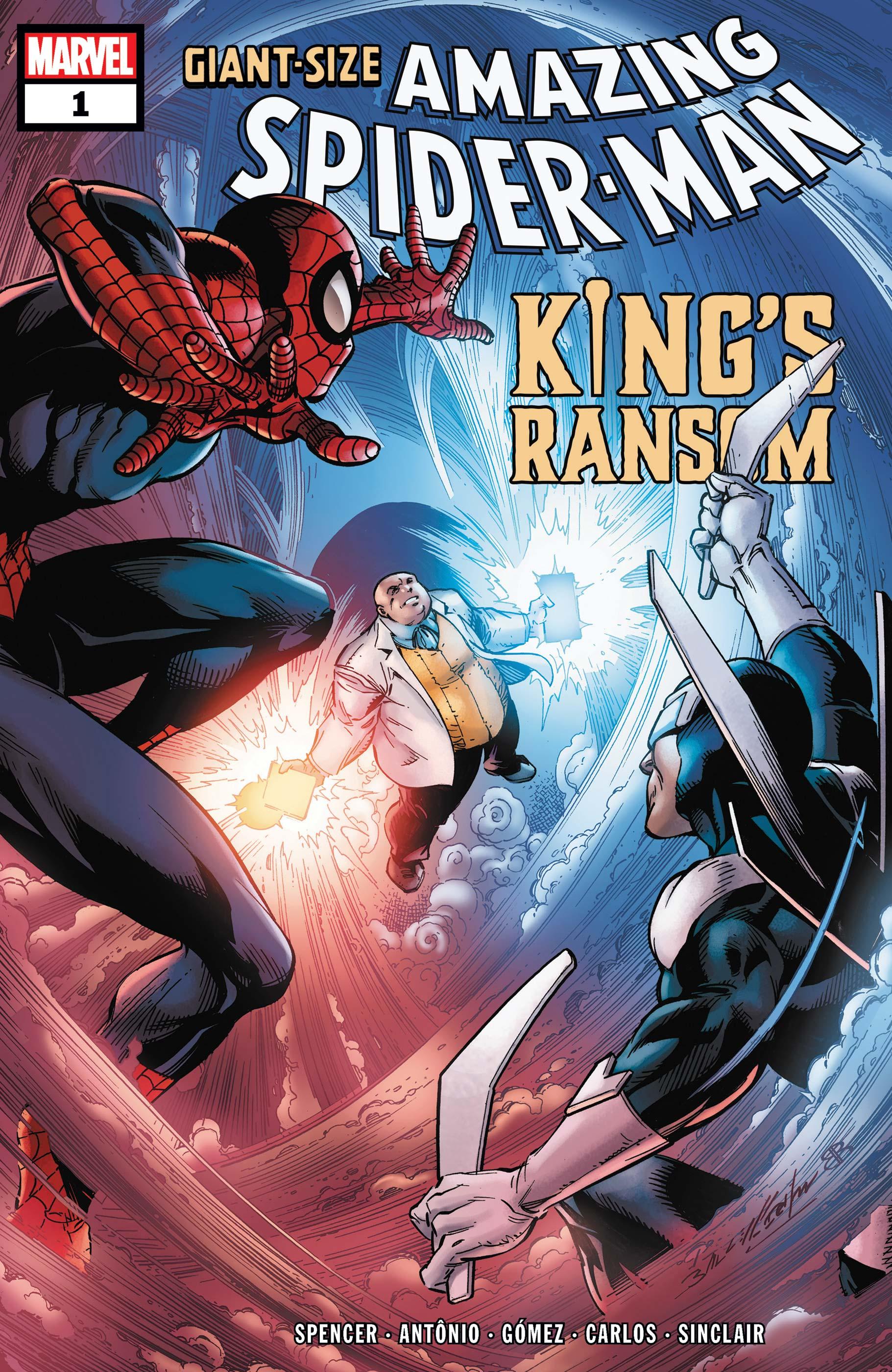 Giant-Size Amazing Spider-Man: King's Ransom  (2021) #1