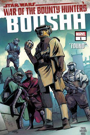 Star Wars: War Of The Bounty Hunters - Boushh #1