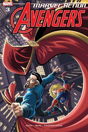 Marvel Action Avengers (2020) #3