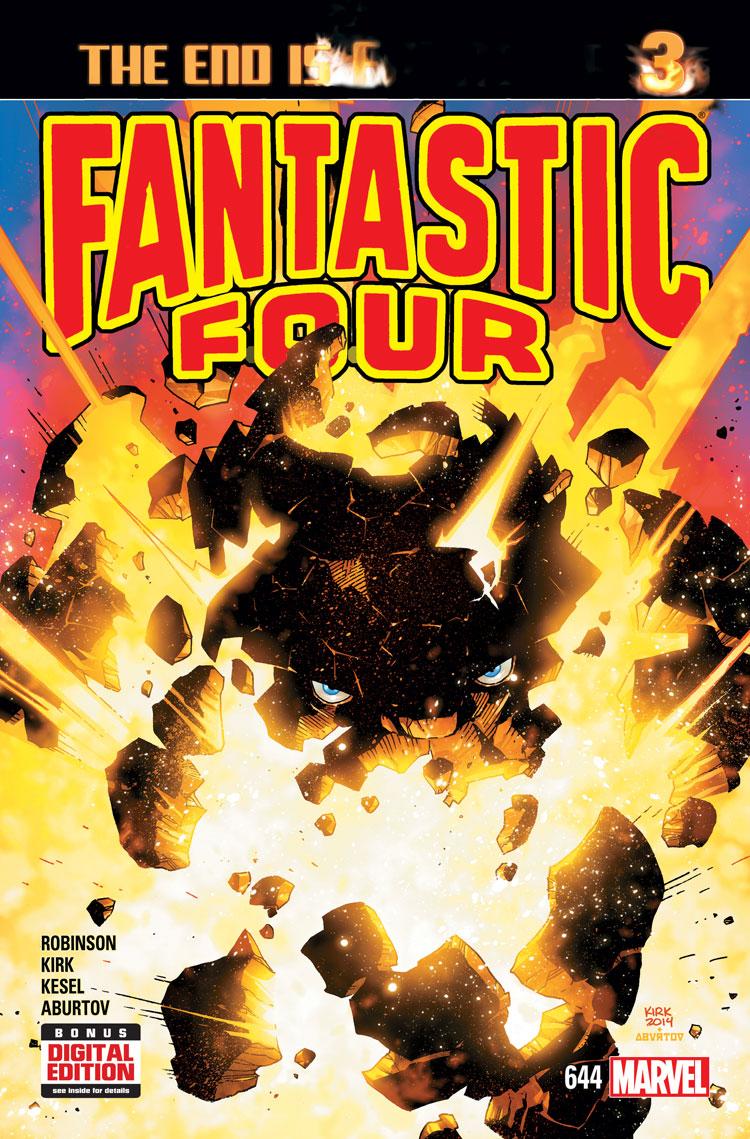 Fantastic Four (2014) #644