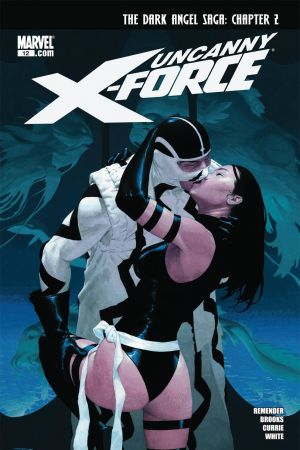 Uncanny X-Force (2010) #12
