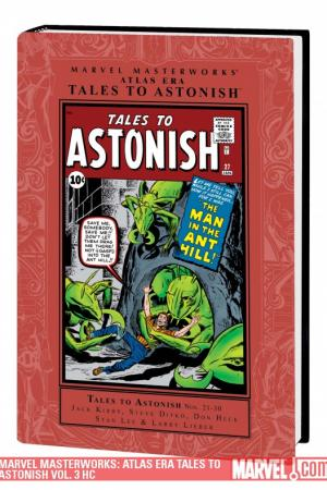 Marvel Masterworks: Atlas Era Tales to Astonish Vol. 3 (2010 - Present)