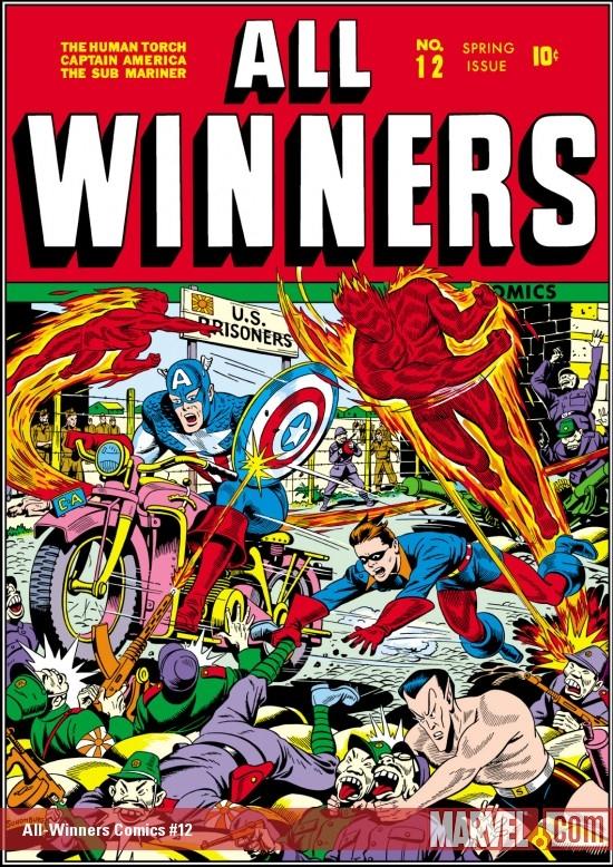All-Winners Comics (1941) #12