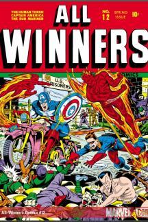 All-Winners Comics #12