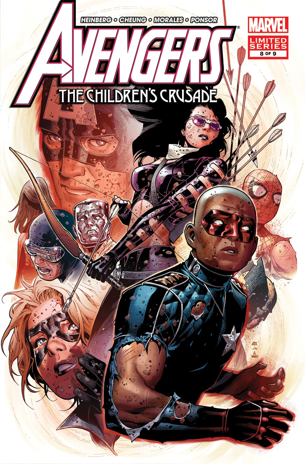 Avengers: The Children's Crusade (2010) #8