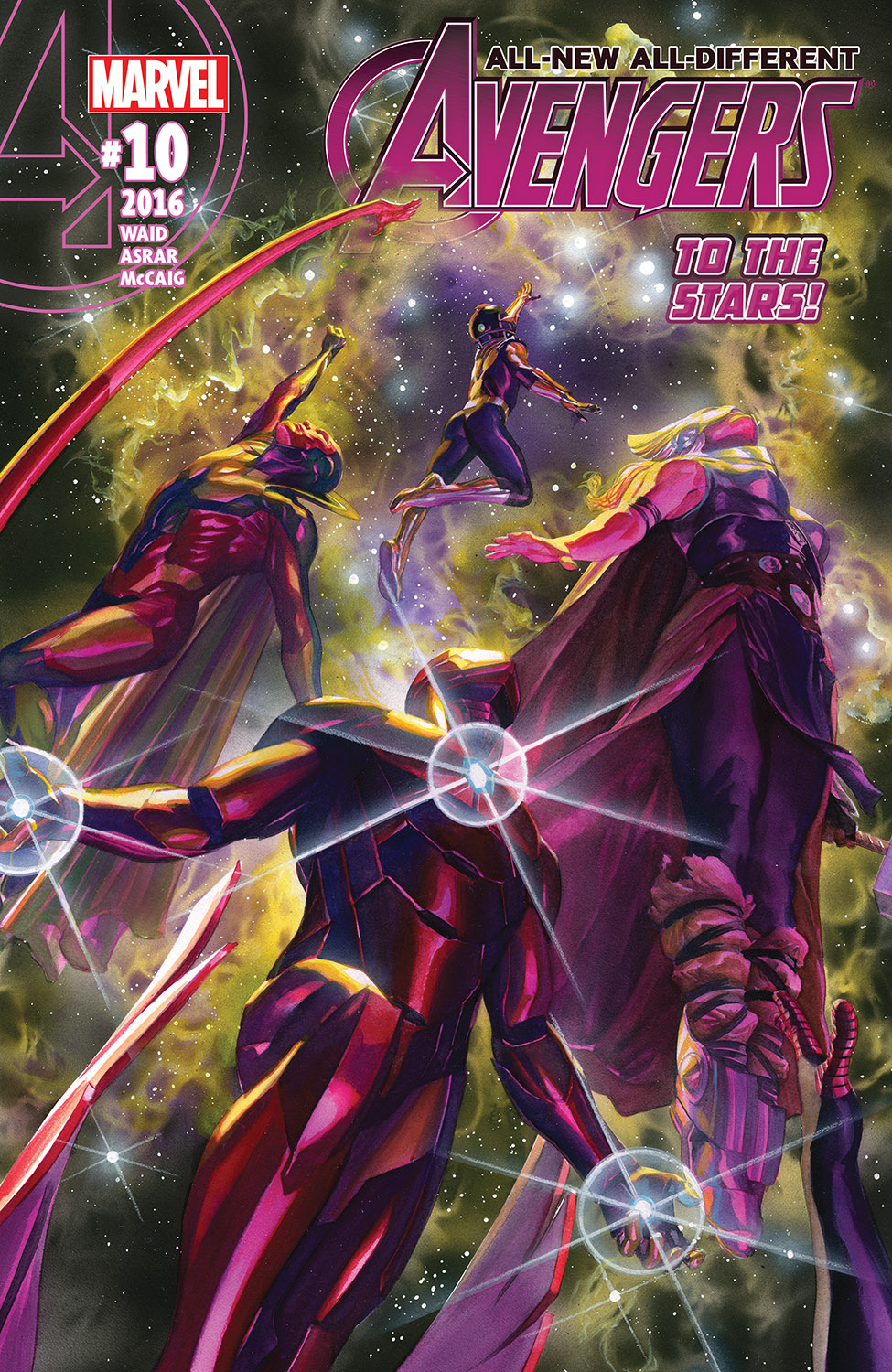 All-New, All-Different Avengers (2015) #10