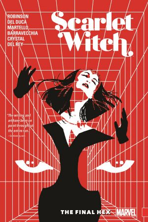 Scarlet Witch Vol. 3: The Final Hex (Trade Paperback)
