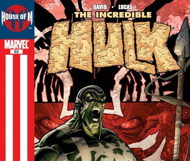 INCREDIBLE HULK (1999) #83