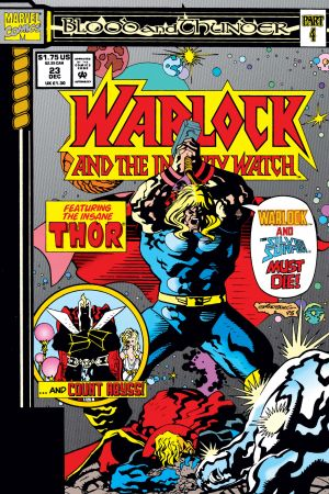Warlock and the Infinity Watch (1992) #23