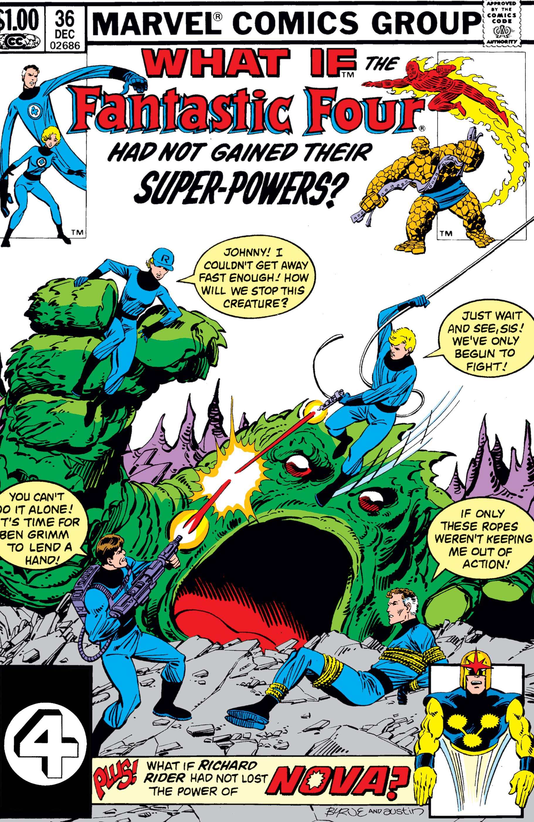 What If? (1977) #36