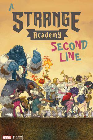 Strange Academy (2020) #7 (Variant)