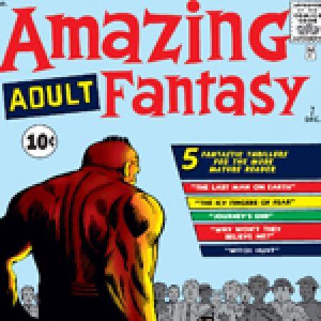Amazing Adult Fantasy (1961 - 1962)