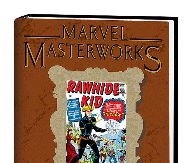 Marvel Masterworks: Rawhide Kid Vol. 1 Variant (Hardcover)