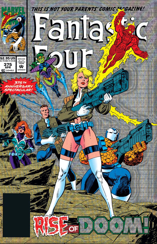 Fantastic Four (1961) #375