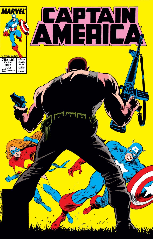 Captain America (1968) #331