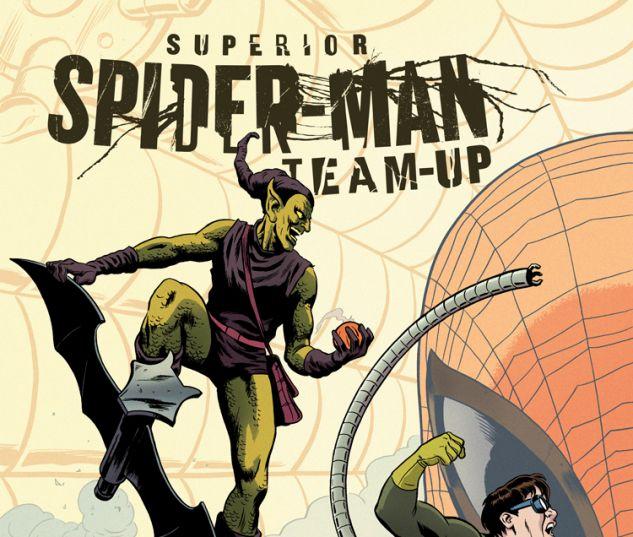 SUPERIOR SPIDER-MAN TEAM-UP 11 (WITH DIGITAL CODE)