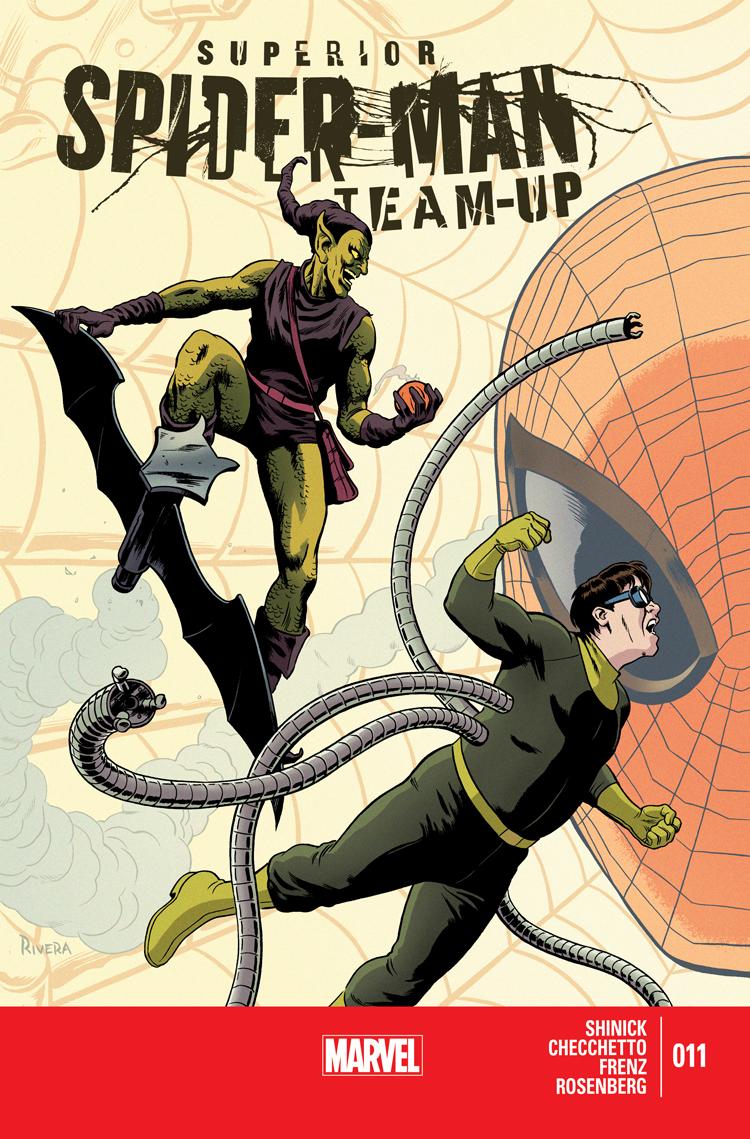 Superior Spider-Man Team-Up (2013) #11