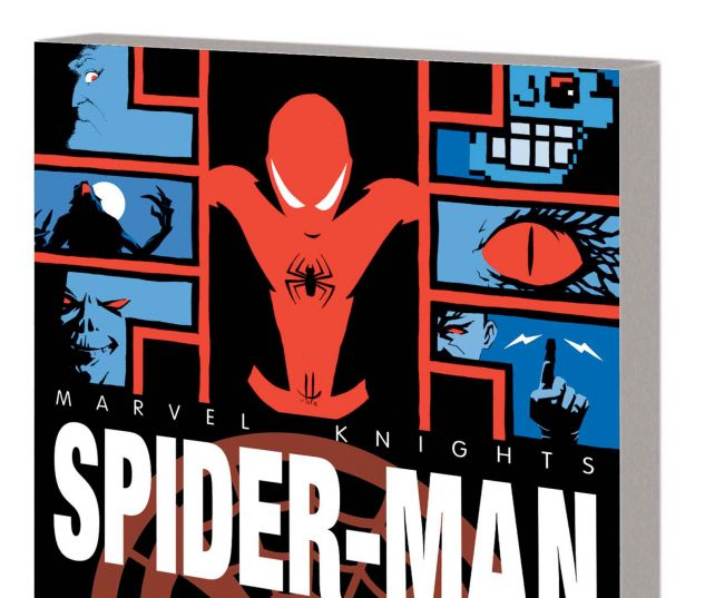 MARVEL KNIGHTS: SPIDER-MAN - FIGHT NIGHT TPB
