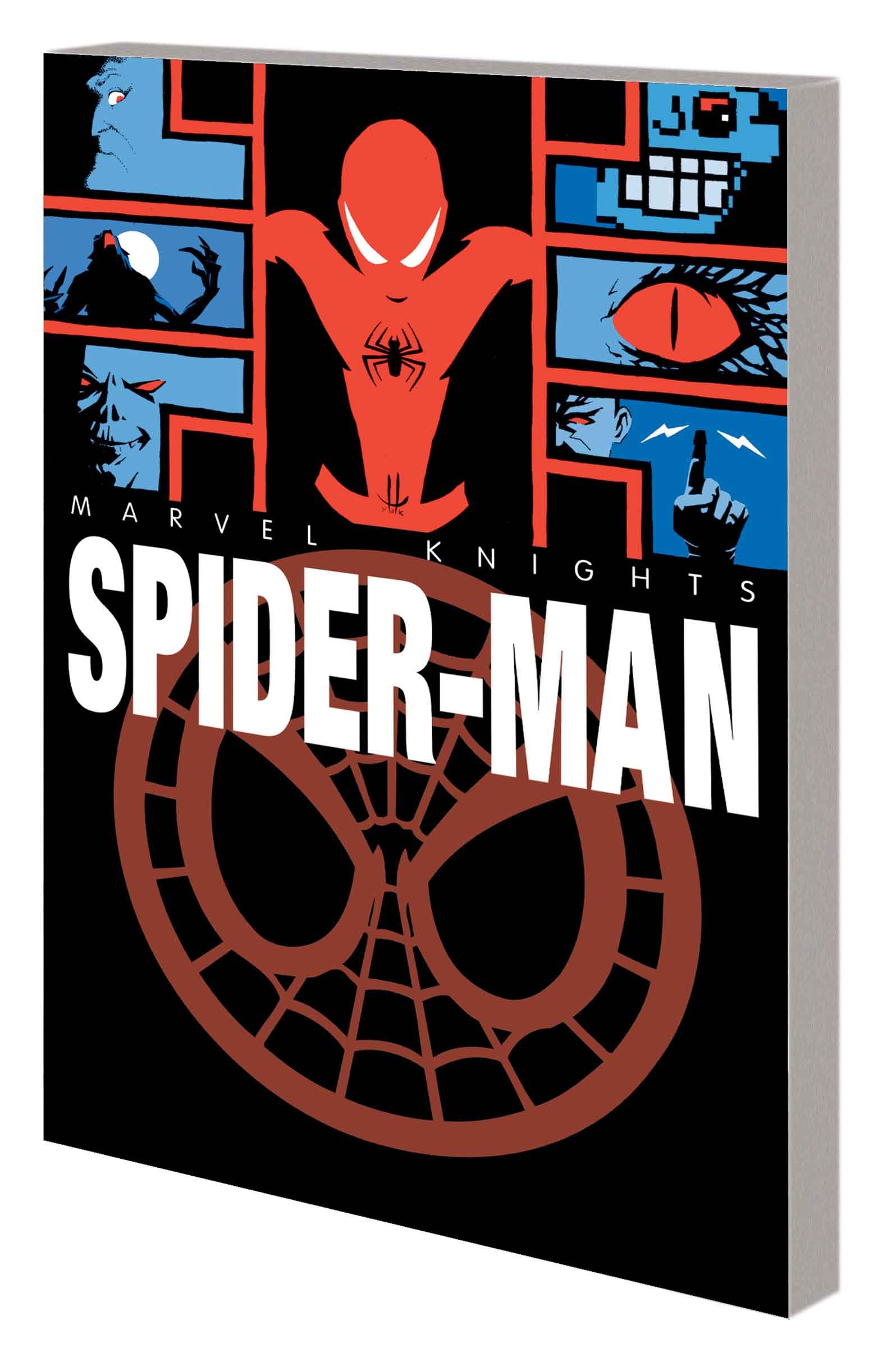 MARVEL KNIGHTS: SPIDER-MAN - FIGHT NIGHT TPB (Trade Paperback)