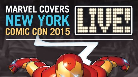 Get Ready for Marvel LIVE! at NYCC 2015