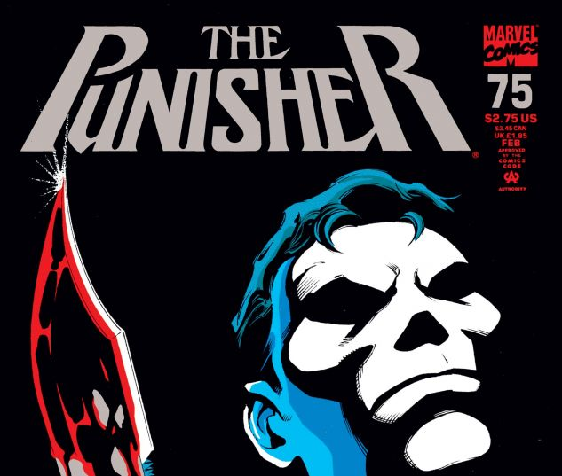 Cover for PUNISHER 75